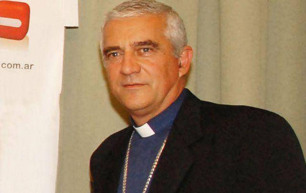 El Papa nombró a Adolfo Uriona obispo de Río Cuarto
