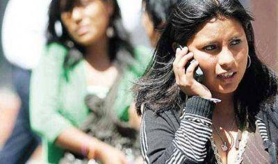 La telefonía móvil encabeza el ránking de reclamos de los usuarios salteños