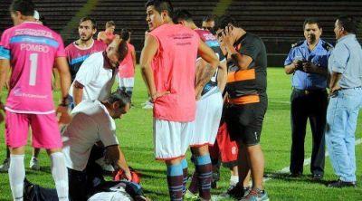 Aconquija perdió con Andino y quedó fuera de la Copa Argentina