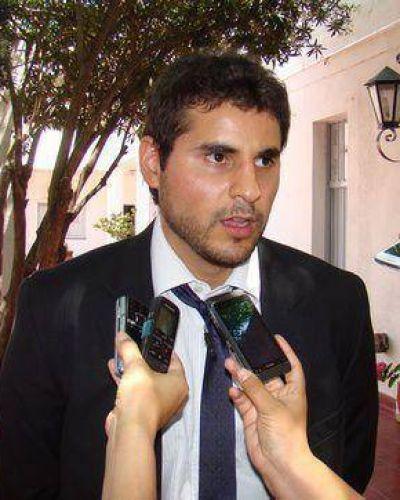 Caos en el Concejo: explosión de Germán Ponce y escrache a Amitrano