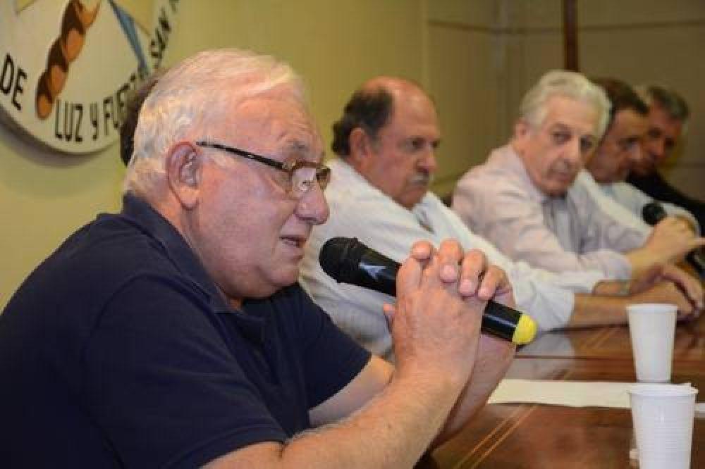 El sindicalismo de la región acompaña proyecto sciolista