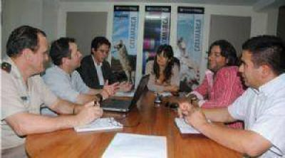 La Organización del Dakar montará una Control de Paso en la plaza principal de Tinogasta