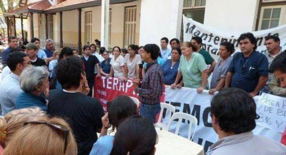 Termina otra semana con paro y movilización de estatales y docentes