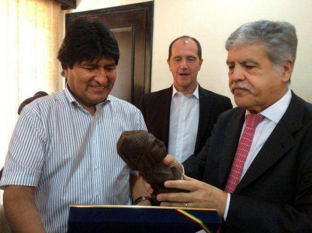 Argentina y Bolivia acordaron avanzar en desarrollo energético y tecnológico
