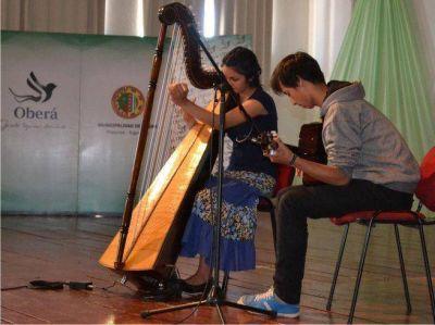 Obereños viajan a Mar del Plata por los Juegos Culturales Evita