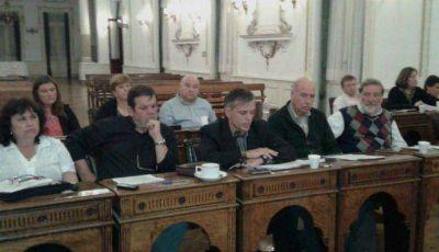 Concejo: nuevo round por fondo educativo y pedidos de informes