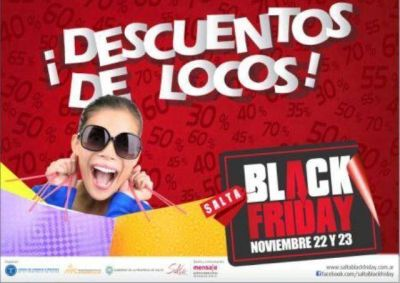 Gran expectativa en el comercio por el Black Friday