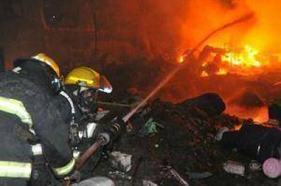 Detuvieron a Sergio Hilton Raponi, el dueño de la fábrica de químicos que explotó en Córdoba