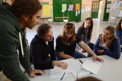 La Provincia hizo un relevamiento de las escuelas afectadas