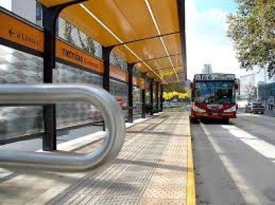 $ 11 millones menos para Metrob�s San Mart�n