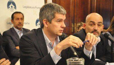 Legislatura: Marcos Peña defendió el Presupuesto porteño 2015