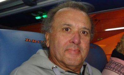 Se busca el paradero de Luis Ángel Sánchez