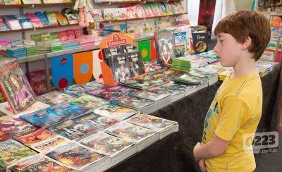 Arranc� la d�cima edici�n de la Feria del Libro en Mar del Plata