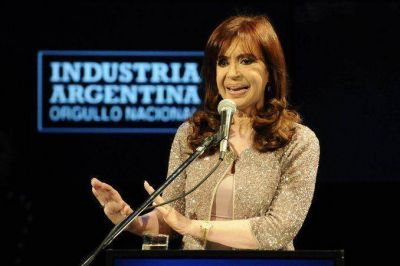 Cristina transita su sexto día de internación y continúa estable