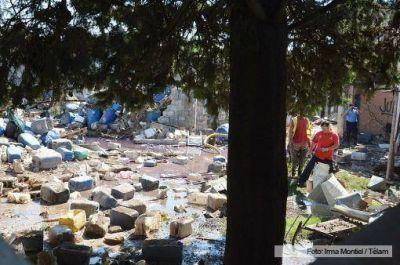 Continúan en estado crítico dos internados por la explosión en Córdoba