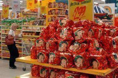 La canasta navideña costará casi un 45% más que en 2013 según los supermercados chinos