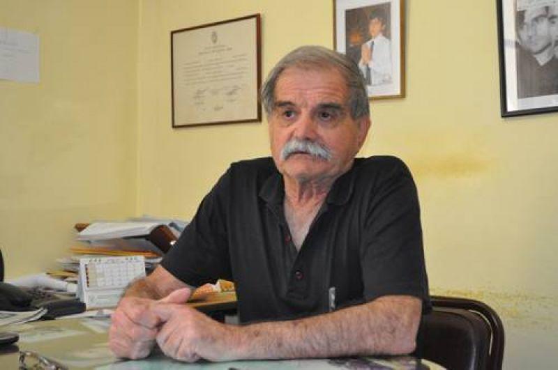 """Vicente Beccarini: """"El empleado municipal tiene varias razones por las cuales celebrar"""""""