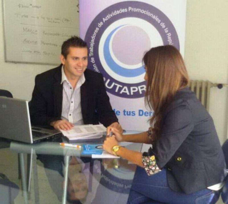 Acuerdos del Sindicato de Promotores con Municipio y Provincia