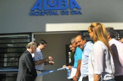 Capitanich inauguró un centro modelo para la atención de personas con trastornos alimenticios en Resistencia