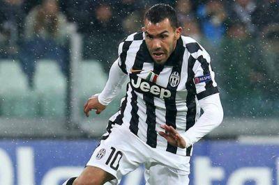 Con Carlos Tevez como enganche, Juventus recibe a Parma