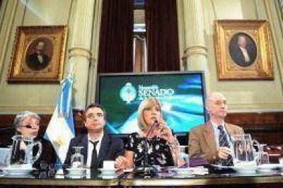 Continuará esta semana el tratamiento del proyecto Argentina Digital en comisión del Senado