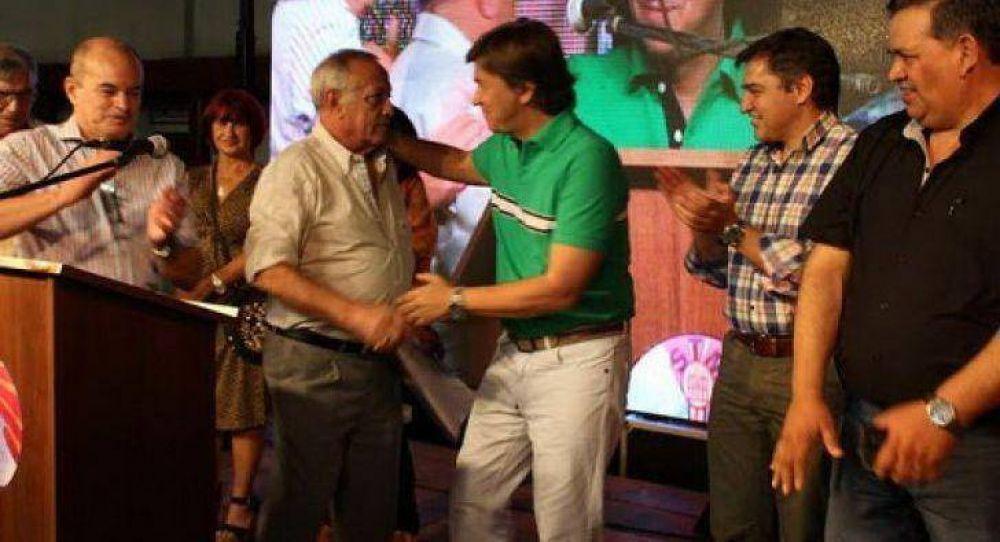 Municipio acompañó el festejo de los trabajadores municipales