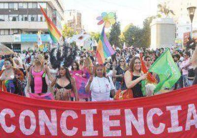 La marcha del orgullo gay celebró y reivindicó derechos