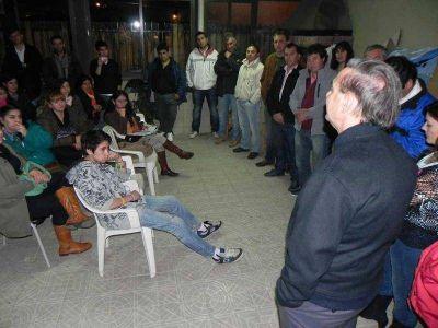 El Peronismo se comprometi� a trabajar para volver a tener un gobernador del PJ