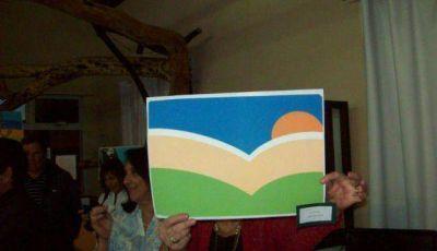 Celebraron el 94� aniversario de Claromec� y eligieron la nueva bandera