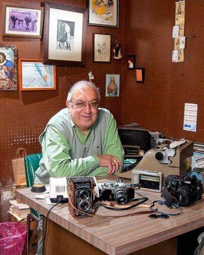 Merecido reconocimiento a Leoncio José Aldea