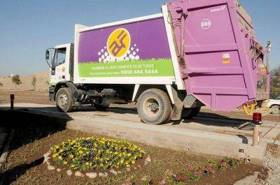 El asueto municipal no afectará la recolección de residuos
