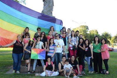 Se realizó la 6ta Marcha del Orgullo por las calles de la ciudad