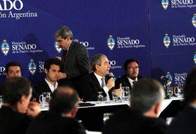 Continúa en el Senado el debate por el #NuevoCPP