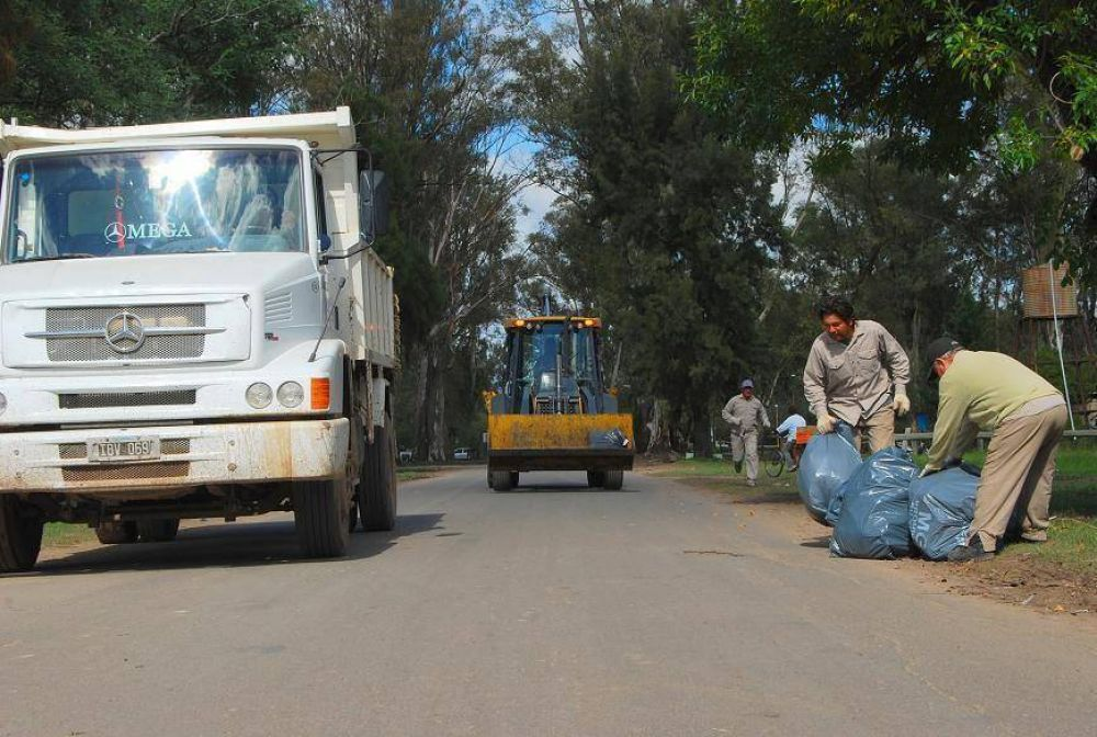 Hoy no habrá recolección de residuos por el Día del Trabajador Municipal