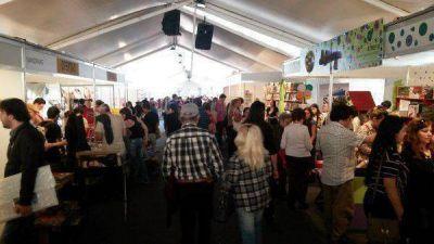 La Feria del Libro ya fue visitada por 13 mil personas