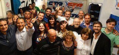 Se realizó el lanzamiento de la lista 10 de la CTA regional Mar del Plata