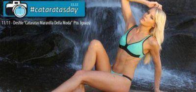 #CataratasDay: Cataratas del Iguaz� festeja el tercer a�o como Maravilla del Mundo con una fiesta popular
