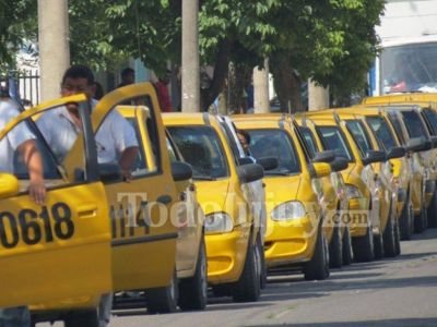 Los taxistas podrían estar incluidos en un registro único