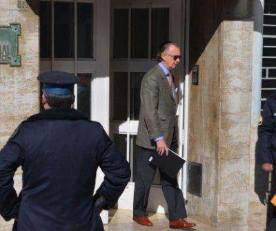 Se postergó la indagatoria de Vicente Massot