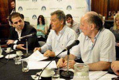 Cabrera hizo hincapié en la inversión Norte-Sur