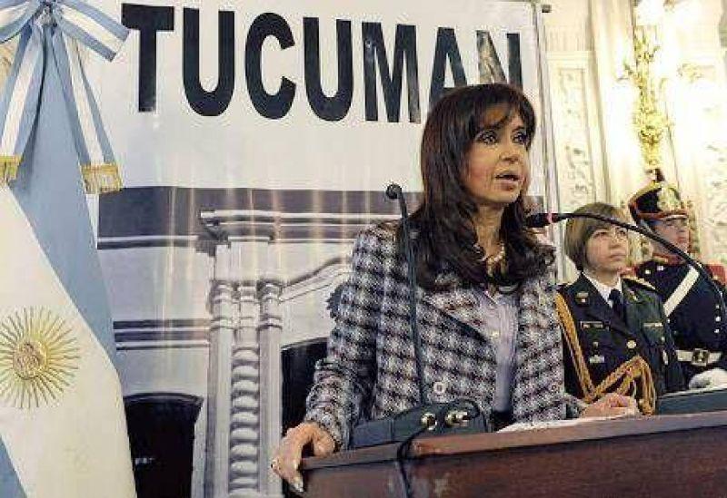 "Cristina quiere desterrar el ""doble comando"""