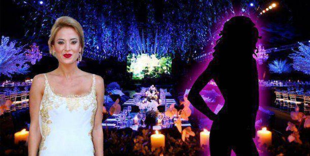 ¿A qué famosa Jésica Cirio quiso echar de la boda en mitad de su fiesta?