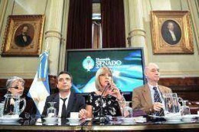El proyecto Argentina Digital continuará debatiéndose toda la semana en la Cámara de Senadores