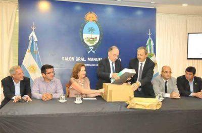 Licitaron la refuncionalización del sistema de riego en el Guaycurú - Iné