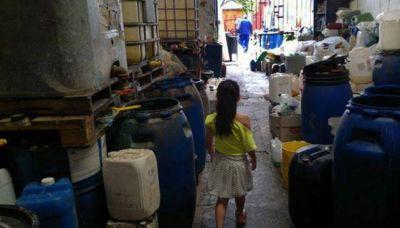 El municipio cerró tres plantas químicas no autorizadas