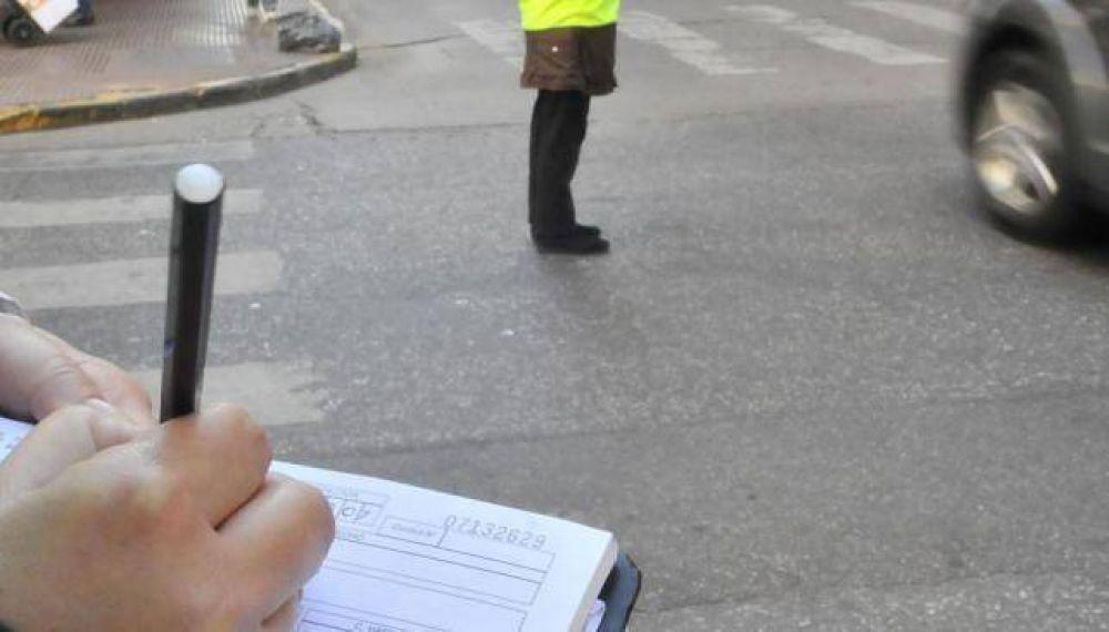 En el noveno día, los inspectores de tránsito levantarían el paro