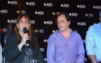 Leonor Granados lanzó su candidatura a Intendenta de Ezeiza