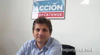 """""""Alveolite y su equipo expresan muy bien lo que encaró el intendente Pulti con la secretaría de Seguridad y la Policía Local"""""""
