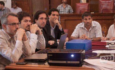 """Alveolite: """"El delito no ha crecido en Mar del Plata"""""""