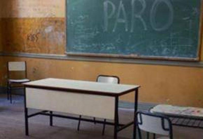 Paro docente: Aseguran que el acatamiento es